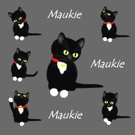 Maukie Friends